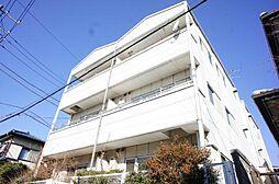 サンモリス[3階]の外観