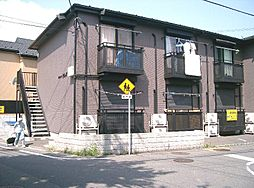 グランコートクレパール[2階]の外観