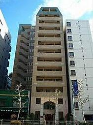 東京メトロ有楽町線 新富町駅 徒歩2分の賃貸マンション