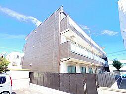 リブリ・コウゲン所沢[3階]の外観
