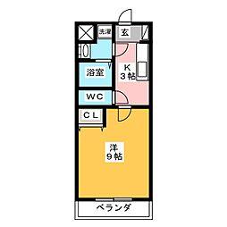 ForceI[2階]の間取り