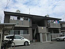 セジュール宮田[2階]の外観