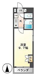 シティライフ名駅[5階]の間取り
