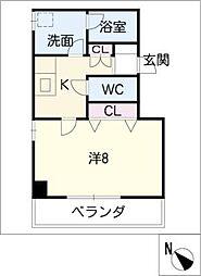 REGARO KANAYAMA Sta.[7階]の間取り