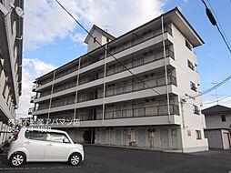 本郷サンロイヤル A棟[4階]の外観