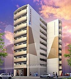 SERENITE本町 ROJI2[8階]の外観