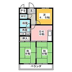 妙興寺駅 4.2万円