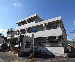 京都府京都市北区上賀茂烏帽子ケ垣内町の賃貸マンションの外観