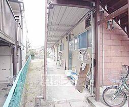 京都府京都市左京区修学院薬師堂町の賃貸アパートの外観