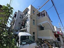 千葉県千葉市稲毛区緑町1丁目の賃貸マンションの外観