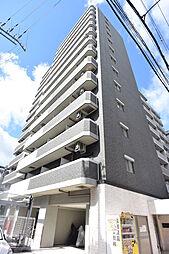 レジュールアッシュ梅田レジデンス[7階]の外観