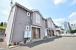 福岡県福岡市南区柏原4の賃貸アパートの外観