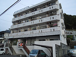 ブランフォーレ南久米[2階]の外観