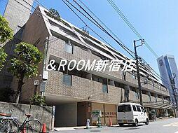 シェモワ新宿[3階]の外観