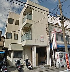 埼玉県越谷市赤山町5丁目の賃貸マンションの外観
