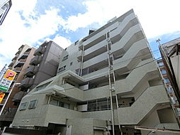 津田谷エンゼルハイム川崎[503号室]の外観