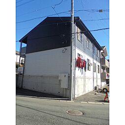 静岡県浜松市中区蜆塚1丁目の賃貸アパートの外観