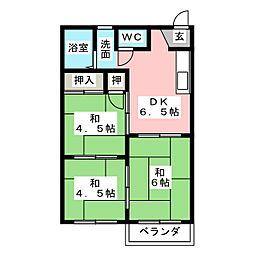 中川辺駅 3.8万円