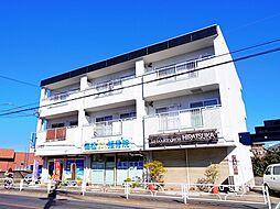 ルネ前沢[3階]の外観