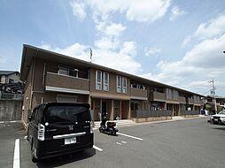 奈良県香芝市北今市5丁目の賃貸アパートの外観