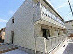 神奈川県川崎市宮前区宮崎4丁目の賃貸アパートの外観