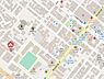 地図,1DK,面積34.05m2,賃料5.4万円,札幌市営東西線 琴似駅 徒歩7分,札幌市営東西線 二十四軒駅 徒歩15分,北海道札幌市西区琴似三条7丁目4番10号