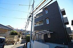 パルス ミノール[2階]の外観