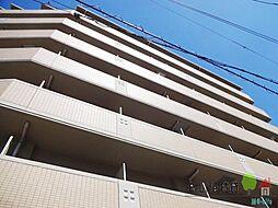 大阪府大阪市東住吉区桑津3丁目の賃貸マンションの外観