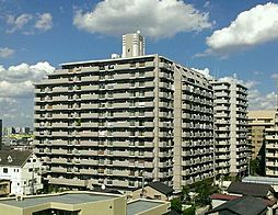 埼玉県川口市幸町1丁目の賃貸マンションの外観