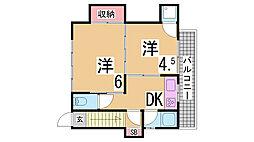 新長田駅 4.3万円