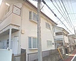 JR中央本線 三鷹駅 徒歩8分の賃貸アパート