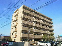 高知県高知市札場の賃貸マンションの外観