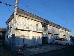 昭和コーポ若松II[2階]の外観
