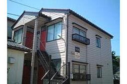 新潟県新潟市中央区本町通12番町の賃貸アパートの外観