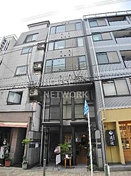 京都府京都市中京区上本能寺前町の賃貸マンションの外観
