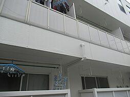 東京都品川区南大井1丁目の賃貸マンションの外観
