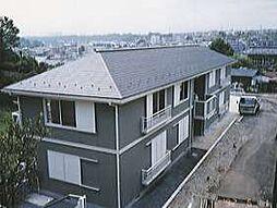 パ−クヒル川幡[2階]の外観