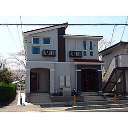 愛知県岡崎市石神町の賃貸アパートの外観
