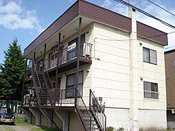 板倉マンション[2階]の外観