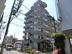 埼玉県上尾市仲町1丁目の賃貸マンションの外観