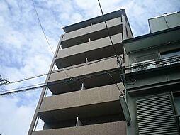 パルティール四条[2階]の外観
