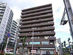 千葉県八千代市ゆりのき台3丁目の賃貸マンションの外観