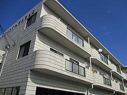 大阪府寝屋川市清水町の賃貸マンションの外観