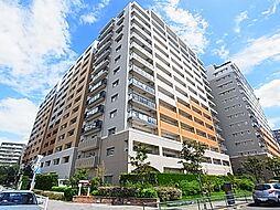 ロイヤルパークス西新井[410号室]の外観