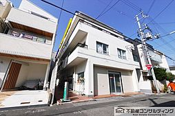 桑畑高徳マンション[4階]の外観