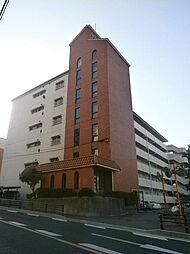 中作大観ハイツ[6階]の外観