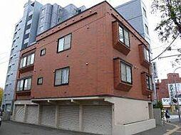 第41森宅建マンション[2階]の外観