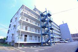 クレール新松戸[3階]の外観