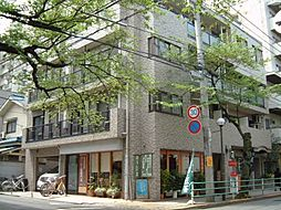 東京都府中市府中町1丁目の賃貸マンションの外観