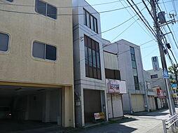 千葉県銚子市若宮町の賃貸アパートの外観